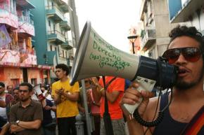 Fighting To Win: The 2010 University Of Puerto Rico Strike