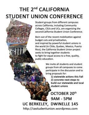 Building a StudentUnion
