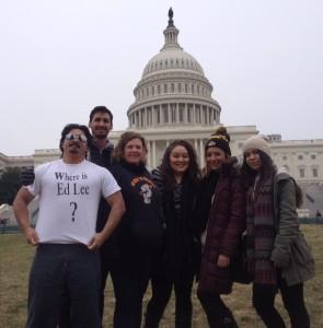 CCSFstudents-CapitolWashDC
