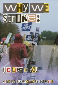 Why We Strike