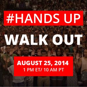 HandsUp Walkout
