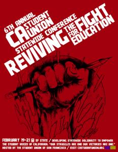 CASU Conference flyer